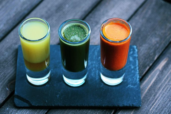 Detoxing  Juices